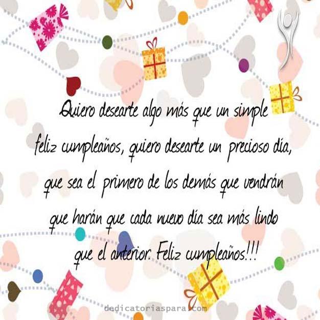 Cumpleaños Feliz Imagen Frase